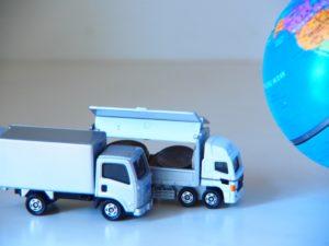 緑ナンバートラックのイメージ