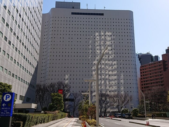 行政書士法人シグマ都庁前オフィス外観