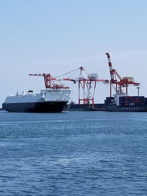 仙台港の写真