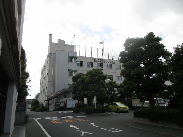 東京運輸支局外観