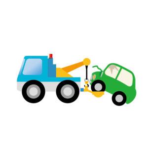 レッカー車イメージ