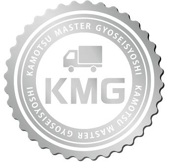 KMGロゴマーク