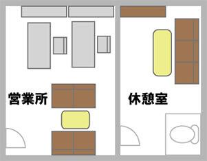 一般貨物自動車運送事業の営業所、休憩睡眠施設の申請