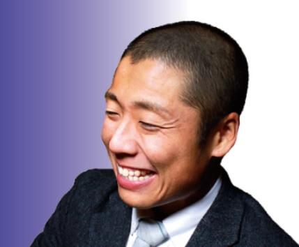 愛知県の運送業専門行政書士土井孝仁 顔写真