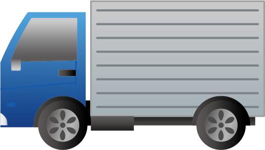 2トントラックのイメージ