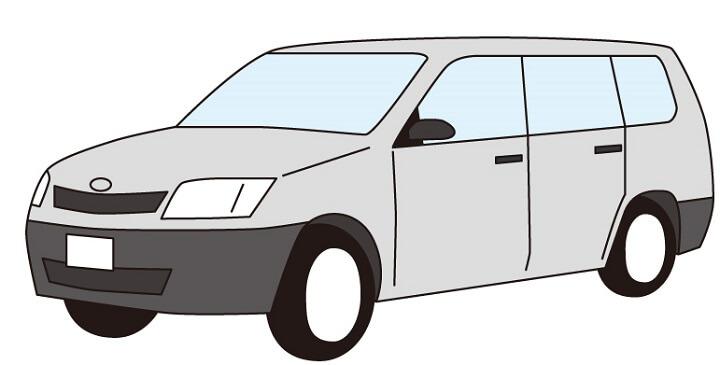 営業車のイメージ